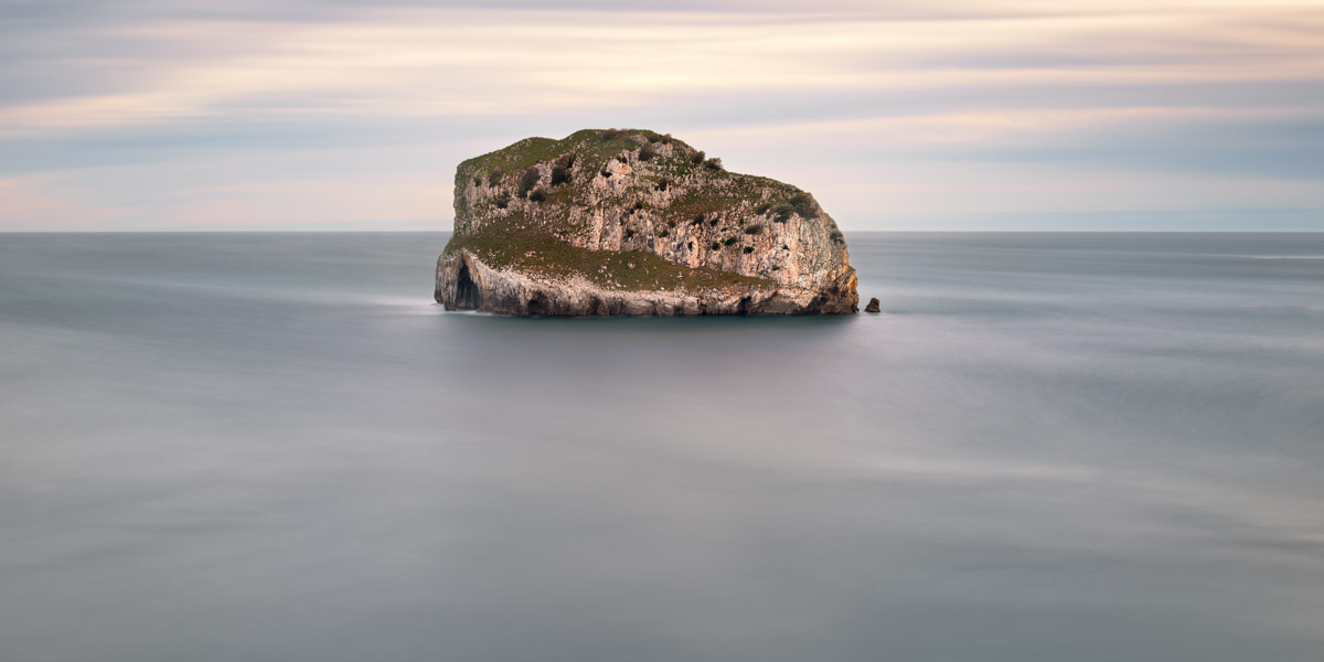 Small Isle, Gaztelugatxe, Basque Country, Spain