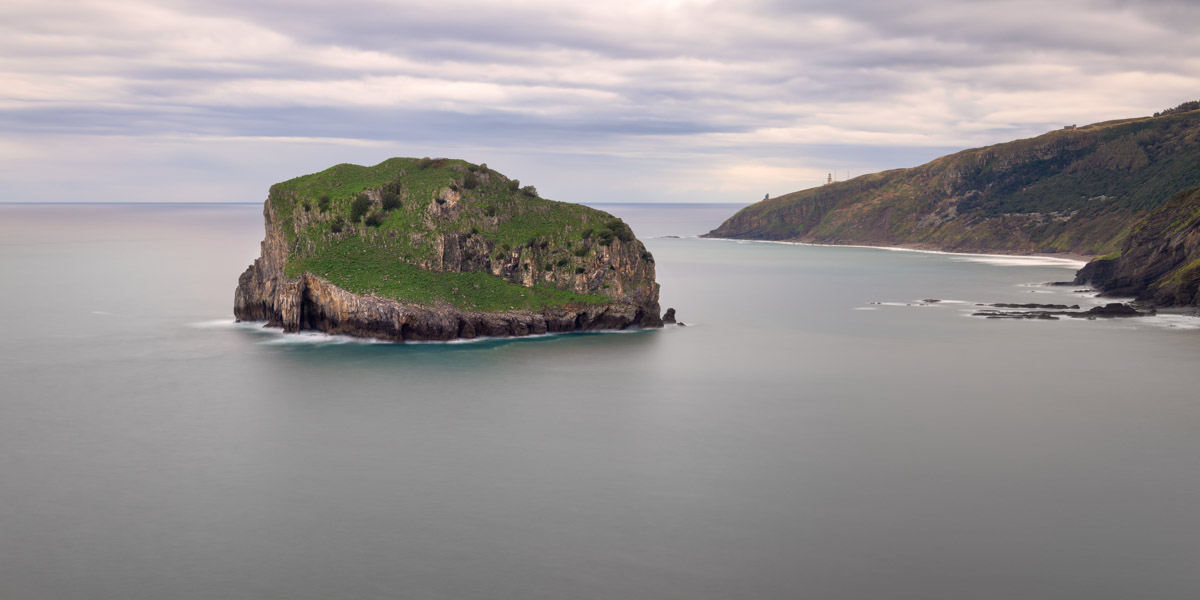 Small Isle near Gaztelugatxe, Basque Country, Spain