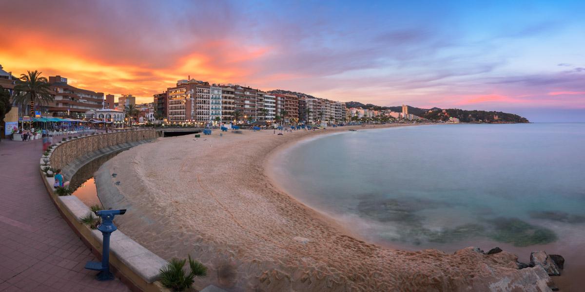 Lloret de Mar, Catalonia, Spain