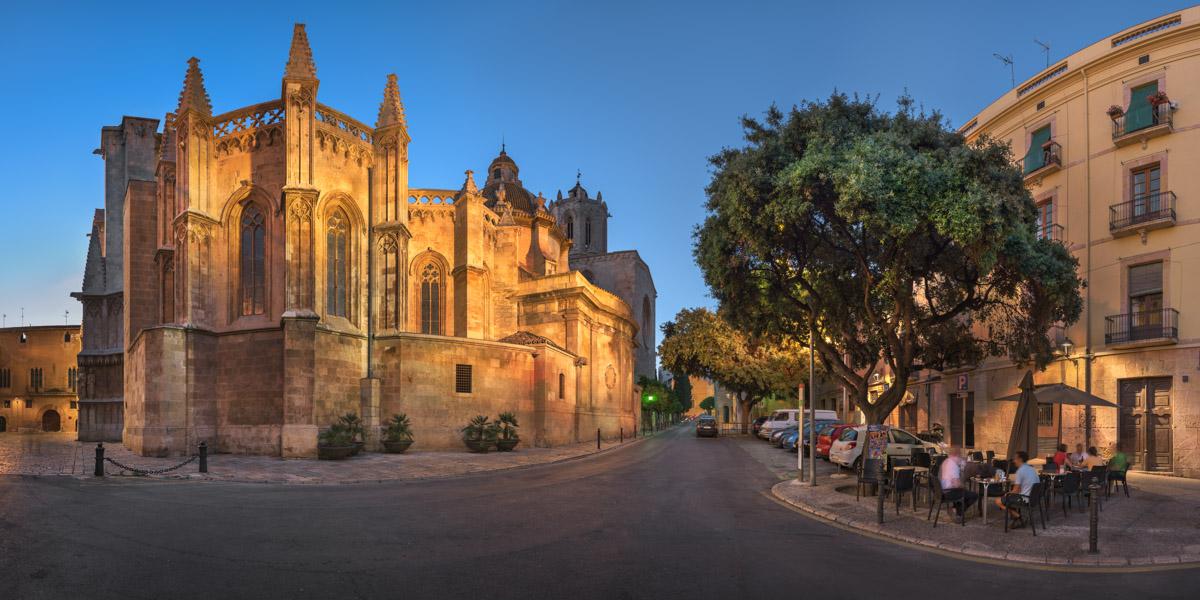 Metropolitan Cathedral-Basilica of Tarragona, Spain
