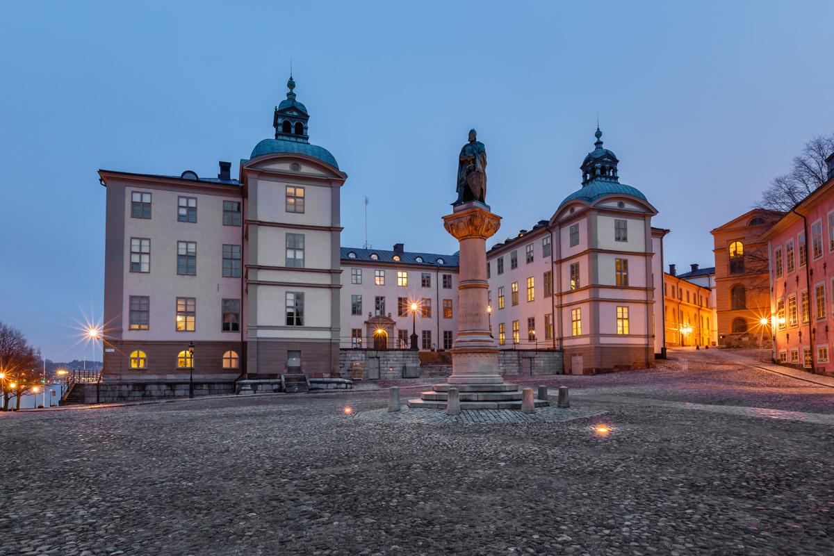 Birger Jarls Torg, Stockholm, Sweden