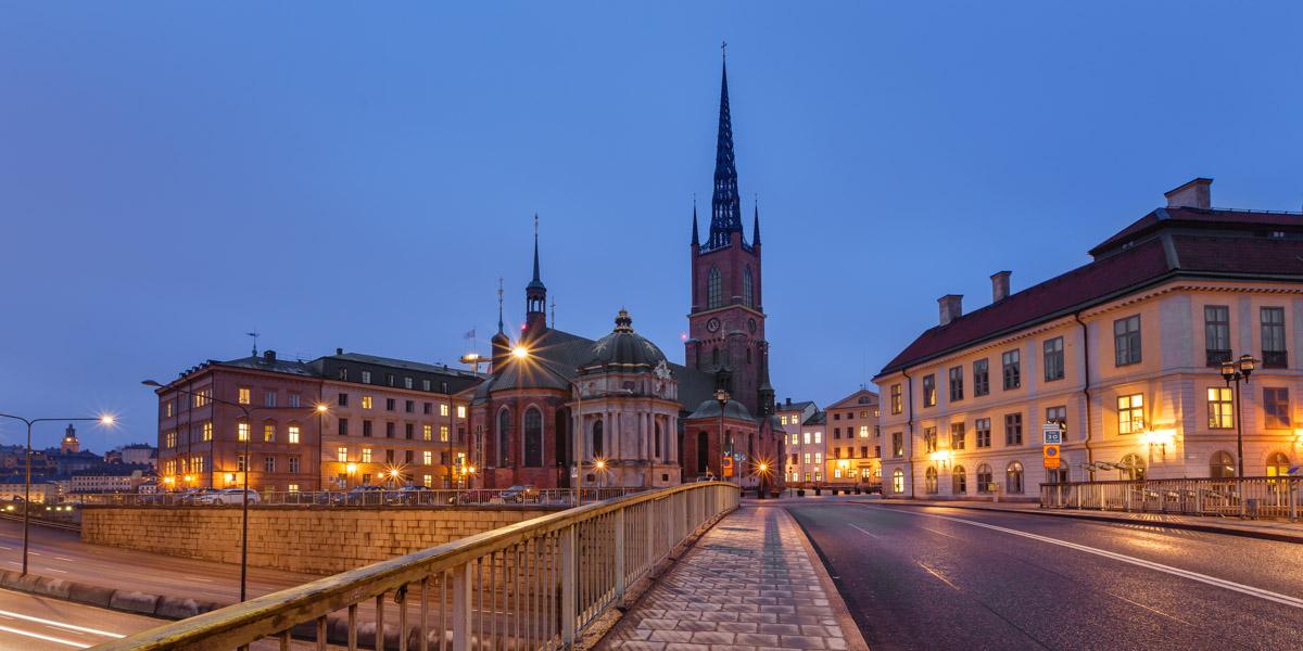 Riddarholmskyrkan Church, Stockholm, Sweden