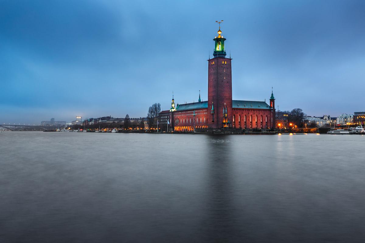 Stockholm Cityhall, Sweden