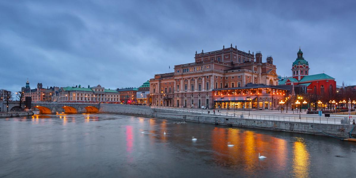 Stockholm Royal Opera, Sweden